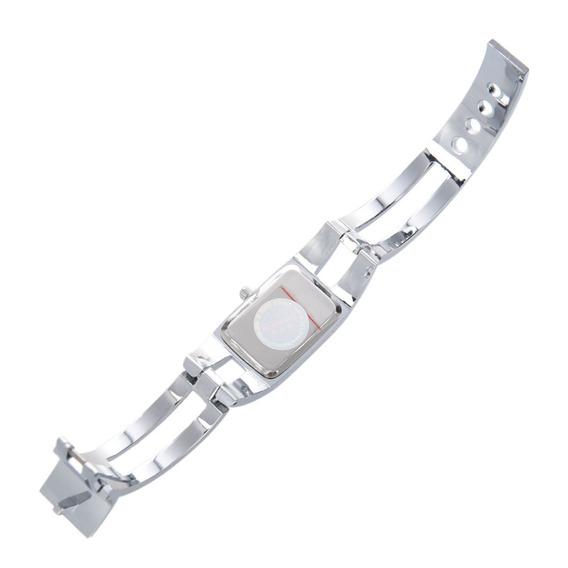 Relógio Feminino Bracelete Retangular Kimio - Preto
