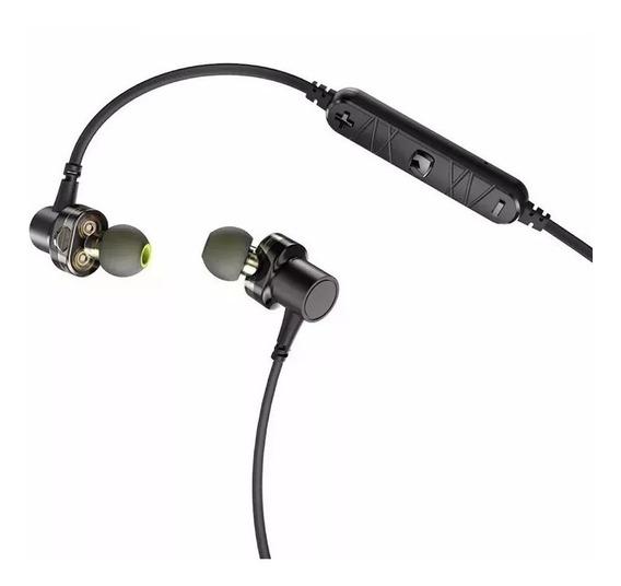 Fone Esportivo Bluetooth Auricular Awei X660 Bl Original