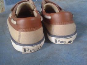 Zapatos Casuales. Polo.