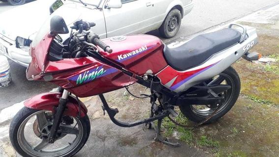 Kawasaki Ninja 500cc Ano 96 Leia O Anuncio Oferta!