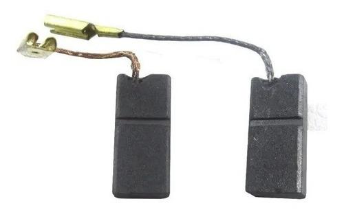 Imagen 1 de 6 de Carbones Originales Para Amoladora Bosch Gws 6-115 Gws 7-115
