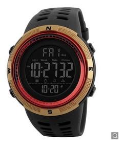 Relógio Masculino Esportivo Digital Á Prova D