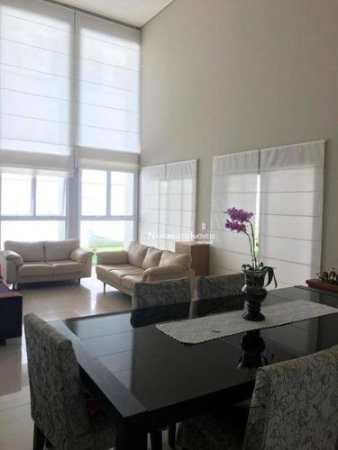 Casa Com 3 Suítes À Venda, 320 M² Por R$ 1.580.000 - Parque Dos Resedás - Campinas/sp - Ca0384