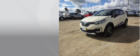 Renault Captur Intens Automatica 2.0