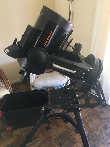 Telescópio Celestron Ultima 8 Pec E Acessórios
