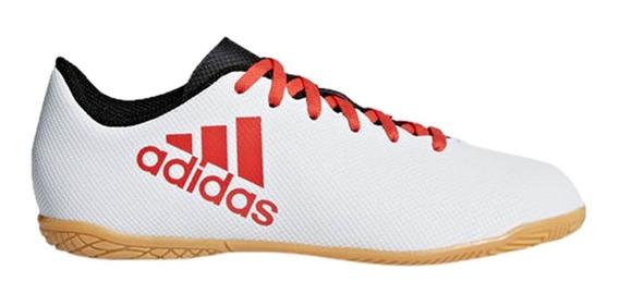 Chuteira Infantil Futsal adidas X Tango 17.4