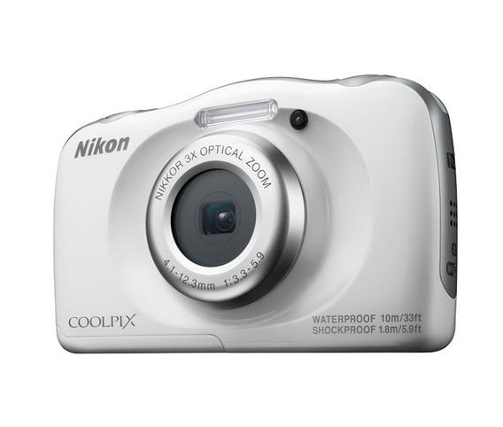 Nikon Coolpix W100 Á Prova D´gua, Choque E Poeira