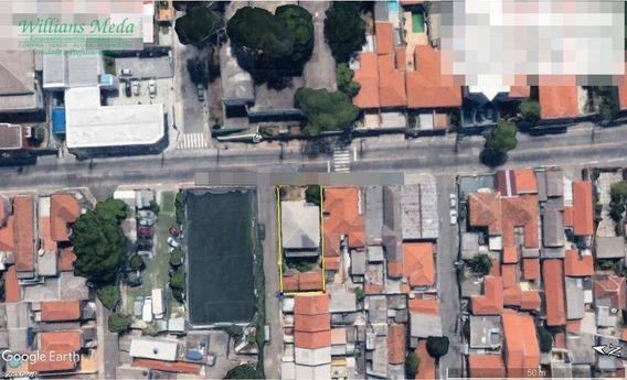 Terreno À Venda, 375 M² Por R$ 750.000 - Penha De França - São Paulo/sp - Te0213