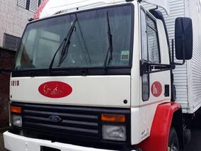 Ford Cargo 1215 Bau 95 R$ 50.000