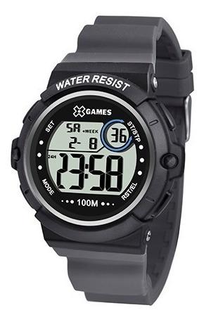 Relógio Masculino Digital Esportivo X-games Xmppd496 Bxgx