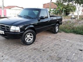 Ford Ranger 4.0 Xl Cab. Simples 4x2 2p 2002