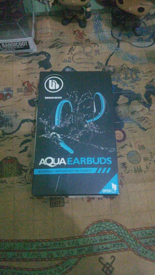 Audifonos Urban Beatz Aqua Earbunds | Tienda F. | Bumsgames
