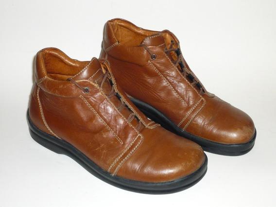 Zapatos Botines Media Caña Unisex Footprints Birkenstock 41