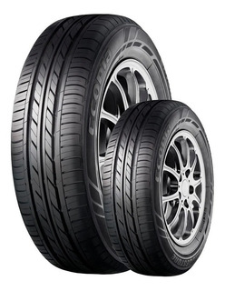 Kit X2 Bridgestone 185 60 R15 88h Ecopia Ep150 Cuotas!