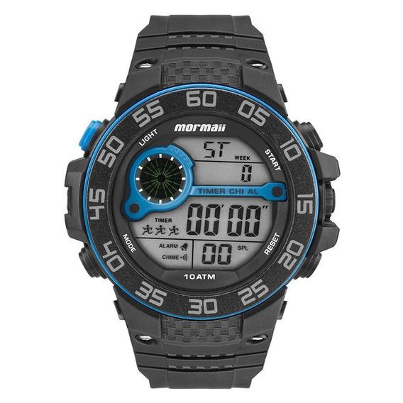 Relógio Mormaii Mo94518a Preto