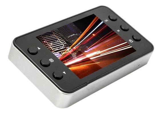 Visão Noite Completo Portátil Carro 1080p Hd Dvr Condução Ex