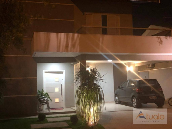 Casa Com 3 Dormitórios À Venda, 223 M² Por R$ 1.200.000,00 - Jardim Primavera - Nova Odessa/sp - Ca6709