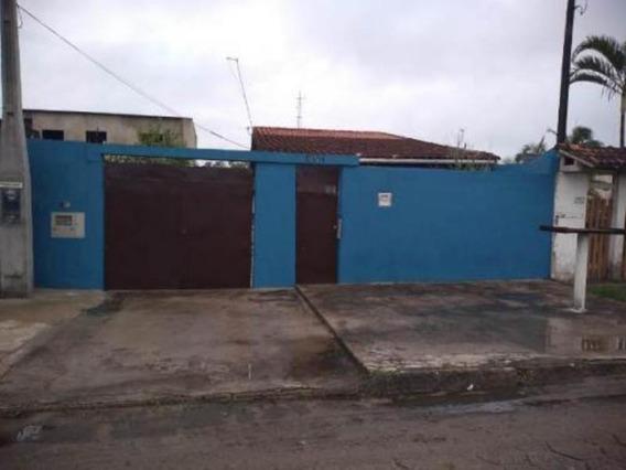 Casa No Balneário Gaivota, Em Itanhaém, Cod.5502