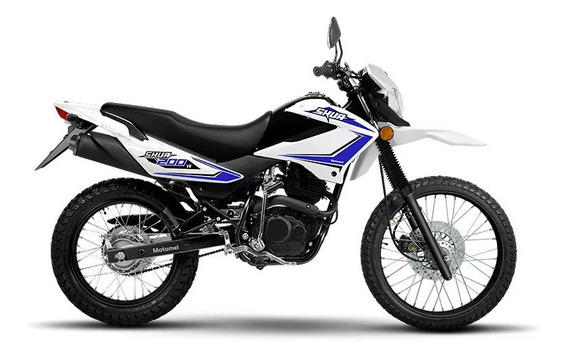 Motomel Skua 200 (tipo Skua 150) 18ctas$5.055 Motoroma
