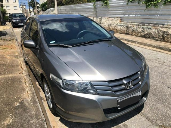 Honda City 4 Portas 2010 Manual Lx