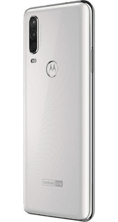Smartphone Motorola One Action 128gb Branco-polar