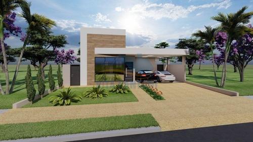 Casa Condominio, Condomínio Quinta Dos Ventos, Bonfim Paulista - C4822-v