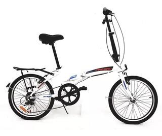 Bicicleta Firebird Plegable Rodado 20