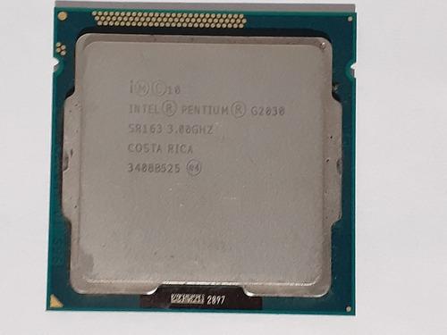 Processador Intel Pentium G2030 3.0ghz 1155 Oem