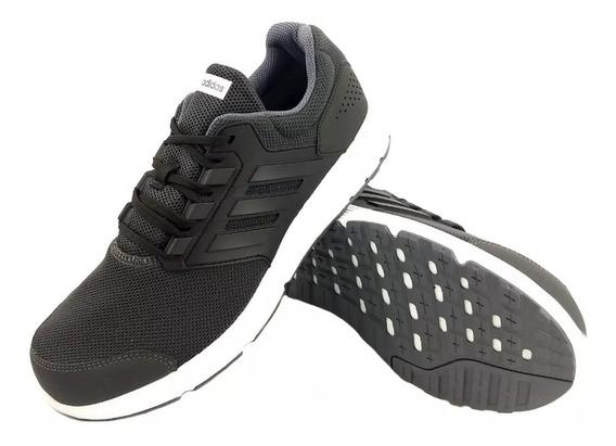 Zapatillas adidas Galaxy 4 Hombre Running 43804 Full Eezap