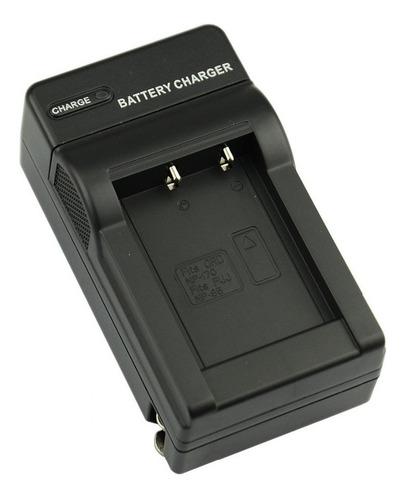 Imagem 1 de 4 de Carregador Fnp-85 Para Fujifilm S1sl305 Sl245 Sl1000 Sl300