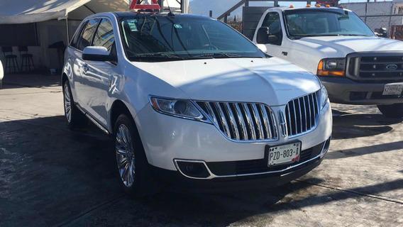 Lincoln Mkx 3.7 Lincoln Mkx - Premier V6 4x4 At 2014