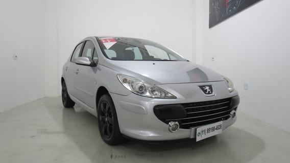 Peugeot 307 2007 2.0 Banco De Couro