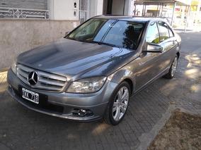 Mercedes-benz Clase C 1.8 C200 K Avantgarde 2009
