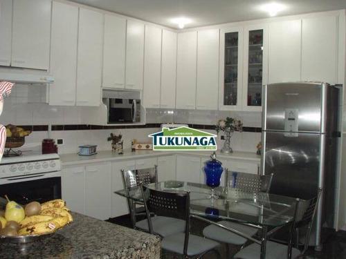 Casa À Venda, 300 M² Por R$ 1.200.000,00 - Jardim Maia - Guarulhos/sp - Ca0410