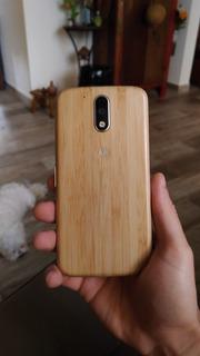 Smartphone Mototola G4 Plus Branco Em Excelente Estado