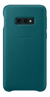 Funda Cuero Leather Cover Samsung S10 S10 Plus S10e Original
