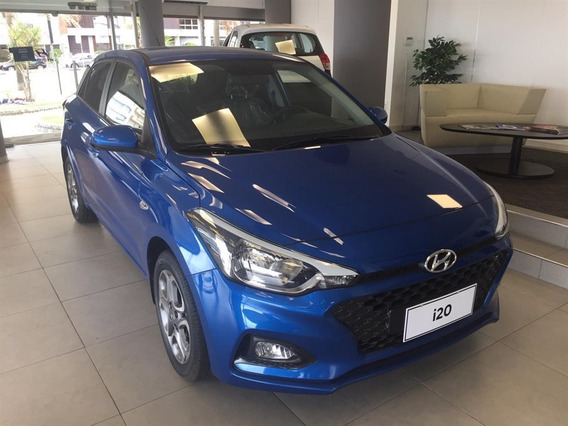 Hyundai I20 I20 S/ Full At 2019 0km