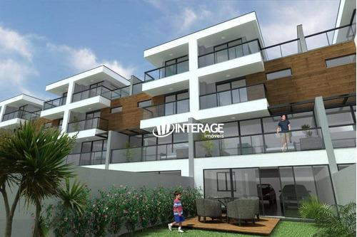Imagem 1 de 14 de Sobrado Com 3 Dormitórios À Venda, 271 M² Por R$ 1.580.900,00 - Santo Inácio - Curitiba/pr - So0258