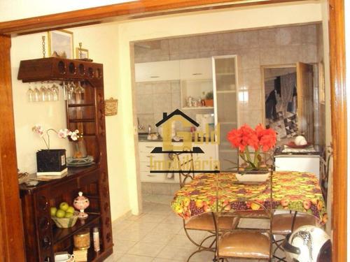 Casa Com 2 Dormitórios À Venda, 130 M² Por R$ 650.000 - Ribeirânia - Ribeirão Preto/sp - Ca0845