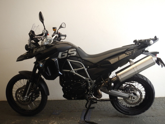 Bmw F 800 Gs Triple Black - 18.000 Km - Único Dono !!