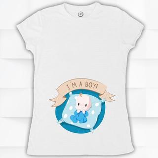 Blusa / Playera Hombre O Mujer Bebe Embarazada #525