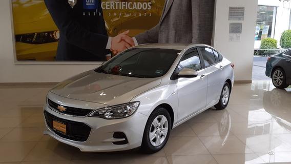 Chevrolet Cavalier 4p Ls 1.5l Tm5 A/ac. Ve R-15