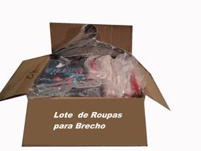 Lote De Roupas 30 Pças P/ Brecho 1(a) Linha