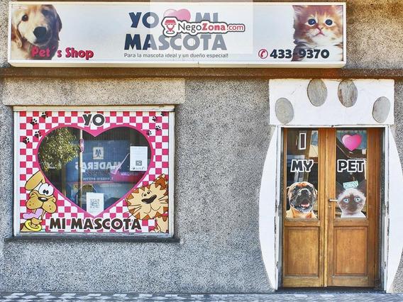 Fondo De Comercio - Pet Shop - Rosario