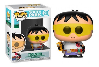 Funko Pop Toolshed 20 - South Park - Muñeco Original Nuevo