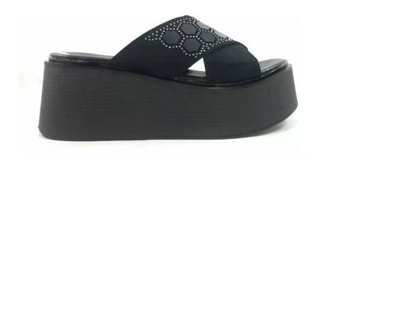 Zapatos Mujer Zuecos Sandalias Plataformas Moda 2020 Ca-756
