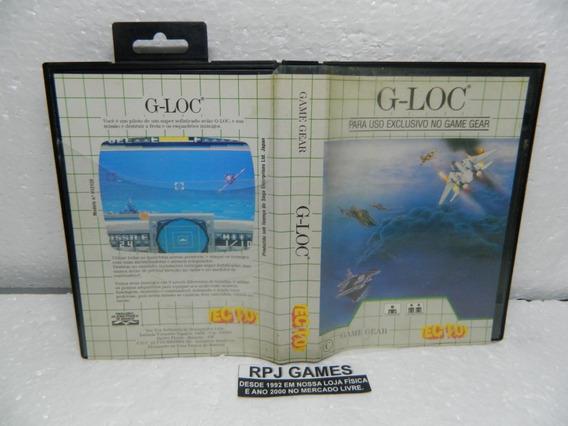 Gloc Original Com Caixa P/ Game Gear - Loja Centro Rj