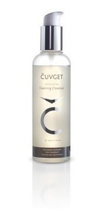 Cuvget Exfoliating Foaming Cleanser 200ml