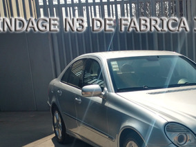 Mercedes Benz Clase E 5.0l 500 Guard B4 Blindado Mt