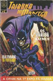 Tribuna Do Morcego 5 Os Vários Batmen Batman Na Propaganda